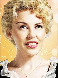 Kylie as Astrid Peth