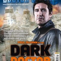 Dark Eyes themed cover for DWM