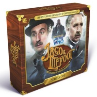 Jago & Litefoot Series 1 Review