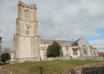 Aldbourne church