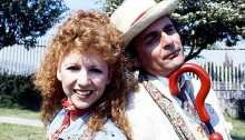 Mel and the Seventh Doctor