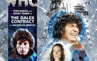 The Cover of the Dalek Contract