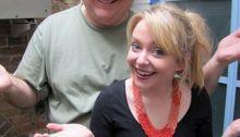Colin Baker and Lisa Greenwood