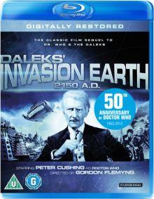 Dalek Invasion of Earth 2150 AD