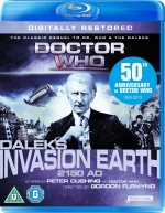 Dalek Invasion of Earth 2150 (Blu Ray)