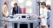 Fifth Doctor Turlough Tegan Nyssa
