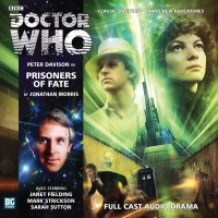 Eldrad - Mercia - Fate: the 2013 Fifth Doctor trilogy reveiwed