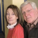 Jean Marsh and Peter Purves