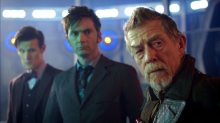 Tenth Eleventh and War Doctor