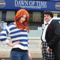 Dawn of Time - Doctor Who themed coffee shop in Lowestoft