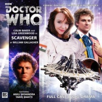 Oblivion - Erys - Scavenger: The 2014 Sixth Doctor trilogy reviewed