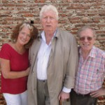 Louise Jameson Tom Baker John Leeson
