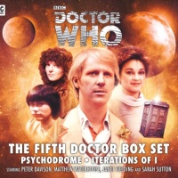 Fifth Doctor boxset reviewed