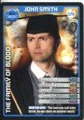 John Smith Top Trumps Card