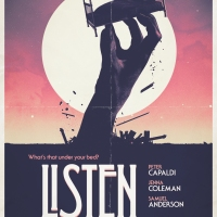 Radio Times poster for Listen