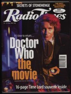 Radio Time 23 May 1996 Doctor Who The Movie