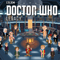 Doctor Who game news