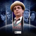 Seventh Doctor novel adaptions image