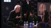 Capaldi talks companions