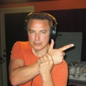 barrowman in studio