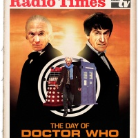Day of Doctor Who remembered