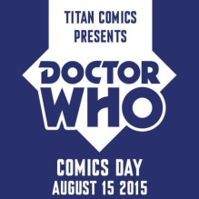 Doctor Who Comic Day 2015
