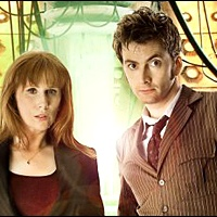 Tenth Doctor and Donna Noble come to Big Finish?!