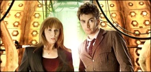 Tenth Doctor and Donna Noble
