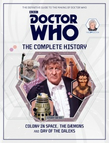 Doctor Who Complete History 17