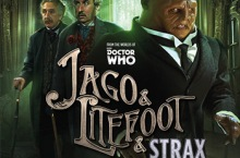 Jago Litefoot Strax The Haunting