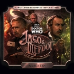 Jago and Litefoot 10 slipcase