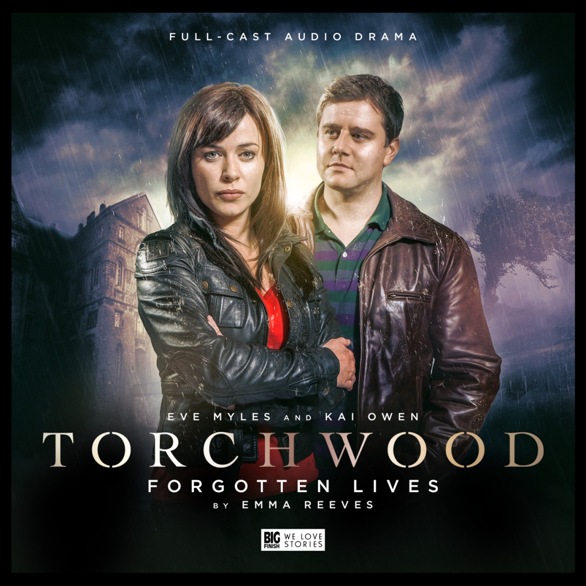 Torchwood: Forgotten Lives review