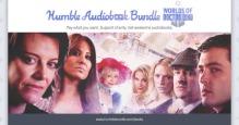 Humble Bundle Worlds of Doctor Who