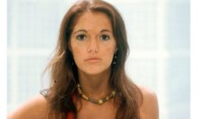 Louise Jameson as Leela in Face of Evil