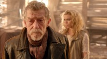 The War Doctor and the Moment