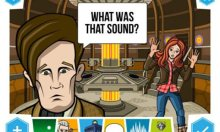 Doctor Who Comic App