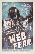 Stuart Manning Web of Fear poster