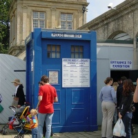 I talk Longleat on the Doctor Who Companion