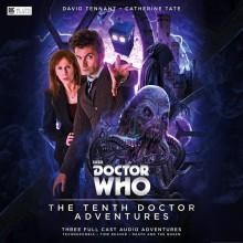 Tenth Doctor Adventures Volume 1 boxset