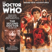 CC The Second Doctor Volume One