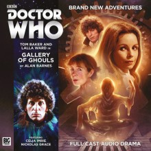 Doctor Who Gallery of Ghouls