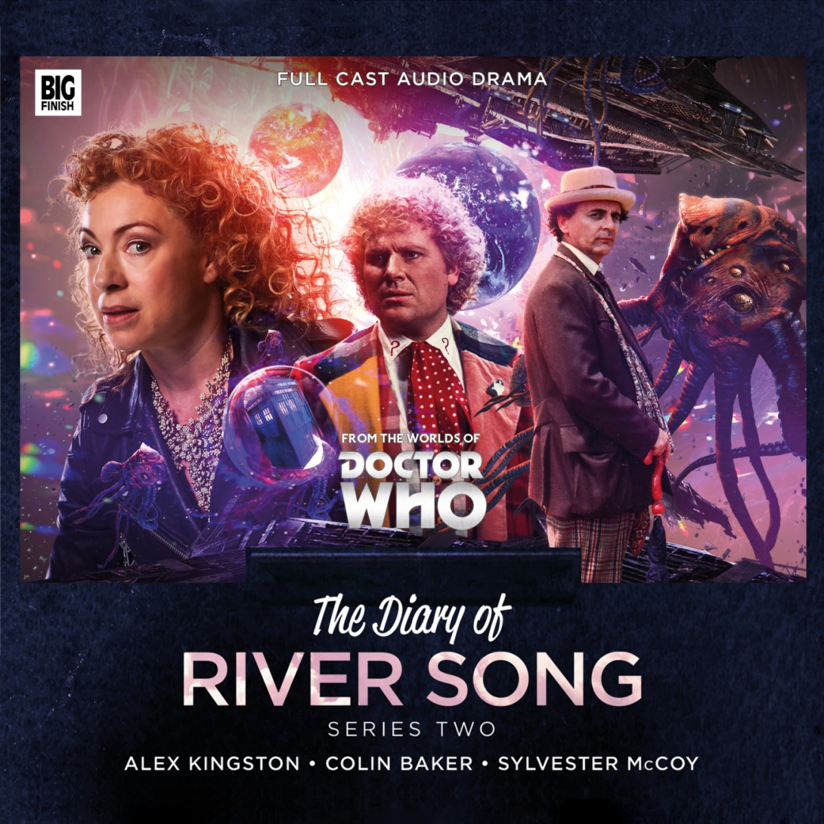 Diary of River Song Series 2 review