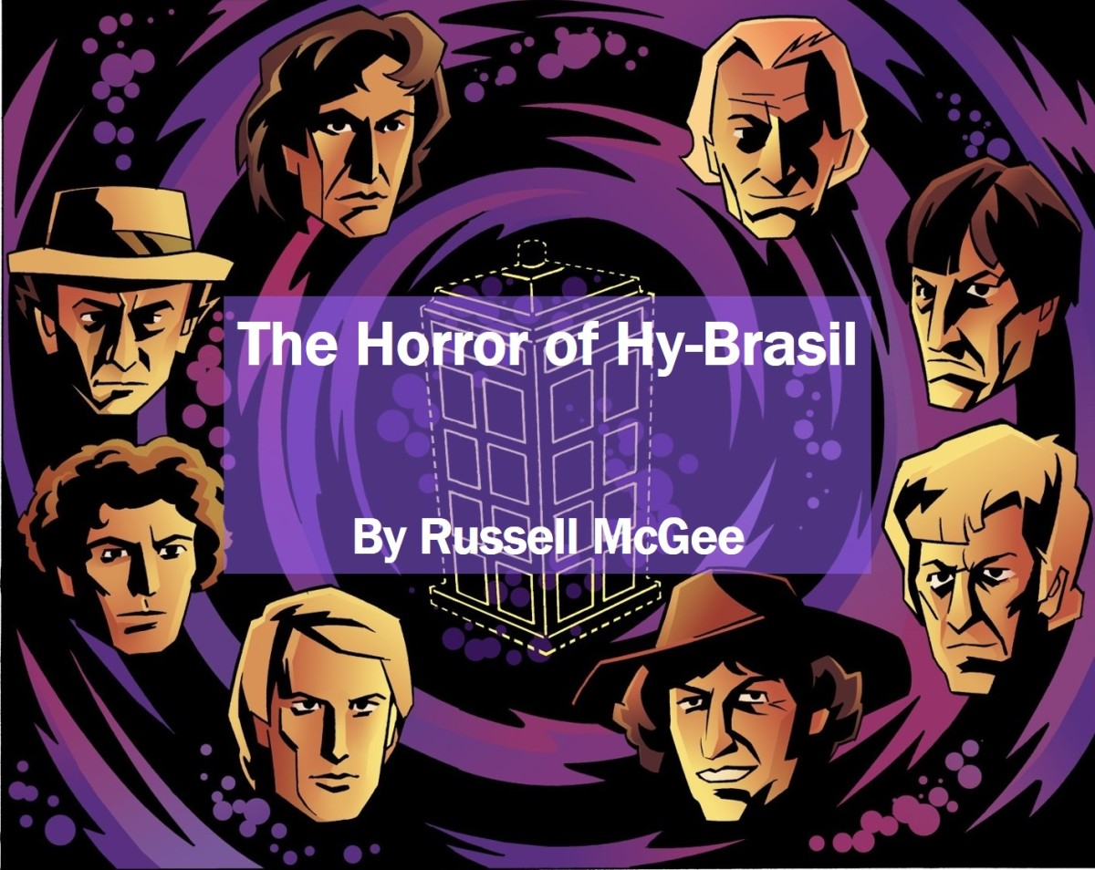 The Horror of Hy-Brasil reviewed