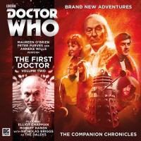 First Doctor CC Volume 2 review