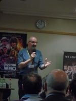 Nick Briggs at Big Finish Day