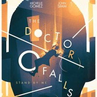 Stuart Manning poster for The Doctor Falls