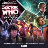 Classic Doctors, New Monsters volume 2 review