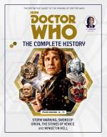Doctor Who Complete History Big Finish Eighth Doctor Sidebar Covers