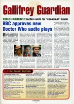 DWM Big Finish get first licence
