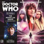Fourth Doctor The Movellan Grave by Andrew Smith